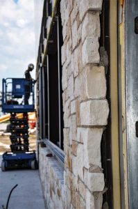 Specifying Rigid Foam Insulation For Masonry Cavity Walls