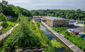 The Phipps Conservatory and Botanical Gardens in Pittsburg, Pennsylvania, has transformed an old building into a green site. Photo courtesy Phipps Conservatory