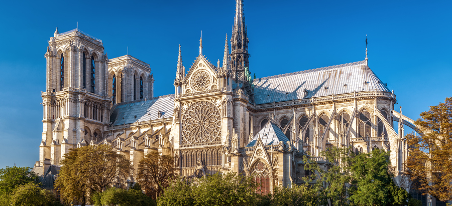 Notre Dame Must Be Restored Exactly How It Was French Senate
