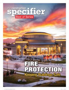 The magazine's series of sponsored e-books continues with a focus on fire protection.
