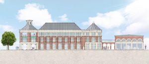 Cooper Robertson will design Drury University's new academic building in Springfield, Missouri. Image courtesy Drury University