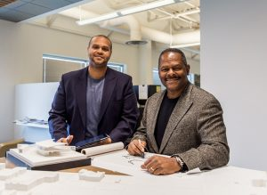 Architecture firm Moody Nolan has promoted Jonathan Moody as the new CEO of the company. Photo courtesy Moody Nolan