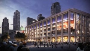 Diamond Schmitt Architects and Tod Williams Billie Tsien Architects reimagine the David Geffen Hall in New York City. Image courtesy Lincoln Center and New York Philharmonic