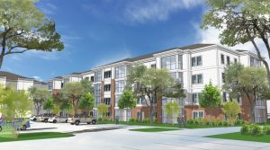 The Woodlands at Furman in Greenville, South Carolina, holds groundbreaking for state-of-the-art community village. Image courtesy the Woodlands at Furman