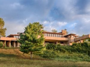 The School of Architecture at Taliesin will be closing both campuses in June after 88 years. Photo courtesy Andrew Pielage