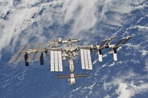 NASA has chosen its first commercial destination module for the International Space Station. Photo courtesy NASA