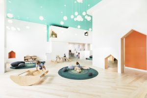 Mi Casita Preschool and Cultural Center, designed by Barker Associates Architecture Office and 4 Mativ Design provides preschoolers a 'home away from home.' Photo courtesy Lesley Unruh