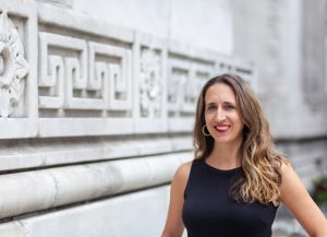 Brynnemarie Lanciotti, AIA, project architect and manager at Stantec's New York office is a recipient of the 2020 Young Architect Award from the American Institute of Architects (AIA). Photo courtesy Jared W. Smith