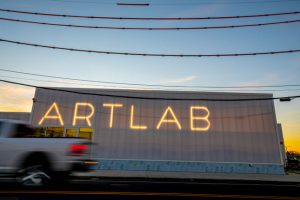 Designed by Barkow Leibinger and Sasaki, the ArtLab at Harvard's Allston campus, Massachusetts, will host exhibitions, films, dance, and more. Photo courtesy Rose Lincoln