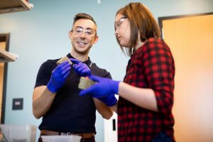University of Colorado (CU) Boulder researchers have developed a new approach to create building materials with low carbon footprint. CU Boulder College of Engineering and Applied Science