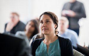 Danielle Buttacavoli has been promoted to BNIM's Pacific studio director. Photo courtesy BNIM