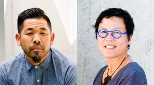 Associate professors Doris Sung and Alvin Huang will serve as directors of undergraduate and graduate and post-professional architecture programs, respectively, at the University of Southern California's architecture school. Photos courtesy USC Architecture