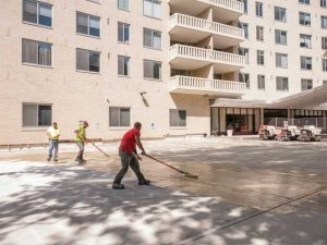 Photos courtesy Tremco Commercial Sealants and Waterproofing