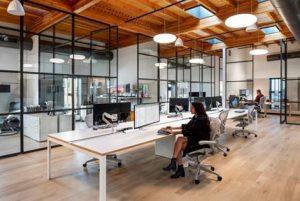 Architecture firm Studio Ma completes designs for the Phoenix Law Group's new energy-efficient head office in Arizona. Photo courtesy Studio Ma