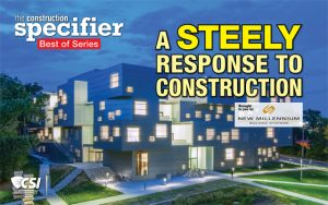 The magazine's series of sponsored e-books continues with a focus on structural steel.