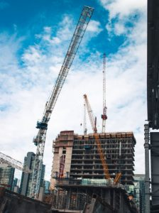 According to a new survey by the Associated General Contractors of America, the construction industry lost 975,000 jobs in April due to the COVID-19 pandemic. Photo courtesy Jacob White Photography