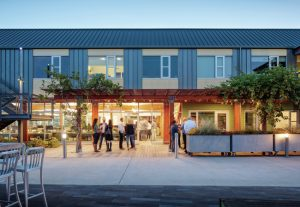 The Miller Hull Partnership, LLP, has earned the Living Building Challenge Petal Certification for the renovation of its San Diego studio. Photo courtesy Miller Hull
