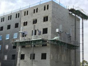 Photos courtesy Construction Robotics