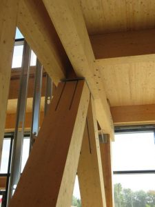 The American Wood Council (AWC) and the International Code Council (ICC) have released an overview of requirements for mass timber construction as found in the 2015, 2018, and 2021 editions of the International Building Code (IBC). Photo courtesy AWC