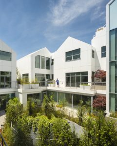 MAD Architects have completed 'Gardenhouse,' a mixed-use residential scheme in Beverly Hills, California. It is the firm's first project in the United States. Photo courtesy MAD Architects