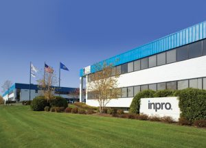 Inpro Corporation is the first company in Wisconsin to receive a Fitwel building certification. Photo courtesy Inpro