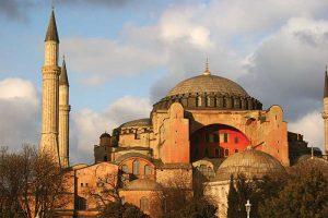 The Hagia Sophia, Istanbul, Turkey. Photo © BigStockPhoto.com