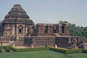 The Konark Sun Temple, India.  Photo © BigStockPhoto.com