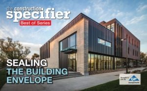 The magazine's series of sponsored e-books continues with a focus on sealing the building envelope.