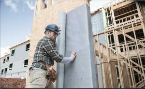 Weather-resistant barriers (WRBs) are one of the best building materials for blocking rain from entering the wall cavity, allowing moisture vapor to move and escape the wall cavity, or draining bulk water away from the wall assembly.