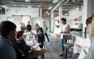 Next2Lead, a new program from the American Institute of Architects (AIA), will promote ethnically diverse women into leadership positions within the organization. Photo courtesy Getty Images