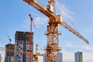According to an analysis of government data by the Associated General Contractors of America (AGCA), construction spending rose 1.4 percent in august as residential boom outweighed private nonresidential decline and flat public categories. Photo © BigStockPhoto.com