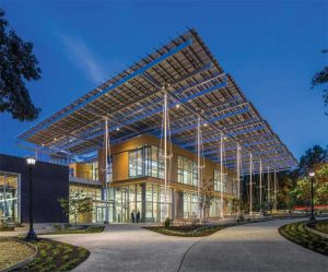 Using innovative design elements and low-volatile organic compound (VOC), high-performance coating systems, the Kendeda Building at Georgia Tech, Atlanta, is set to become the largest Living Building Challenge (LBC) building in the Southeast.