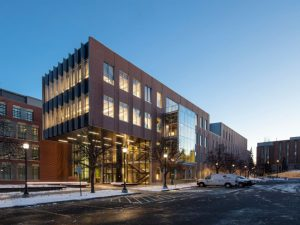 LMN Architects completes the new Plant Sciences Building at Washington State University in Pullman, Washington. Photo courtesy LMN Architects