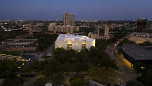 The Nancy and Rich Kinder Building opens at the Museum of Fine Arts, Houston. Photo © Thomas Kirk III