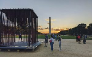 Designed by SmithGroup, the Society's Cage project, Washington, D.C., wins a 2020 Phil Freelon Professional Design Award from the National Organization of Minority Architects (NOMA). Photo courtesy SmithGroup