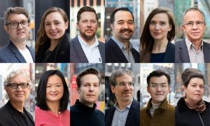 Diamond Schmitt has announced a senior associate architect, promoted 10 architects to associate positions, and appointed a new director. Photos courtesy Diamond Schmitt
