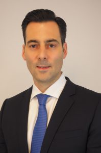 Thomas Troeger has been promoted as CEO of REHAU's Americas region. Photo courtesy REHAU