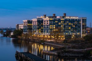 The Watermark in Washington, D.C., has been awarded the Leadership in Energy and Environmental Design (LEED) Gold certification. Photo © Helen Kozak