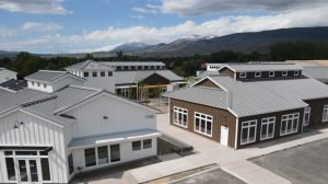A key benefit of utilizing metal building systems on projects like the Village, a high-end commercial community in Reno, Nevada, is the cost-effectiveness of the design-build process.