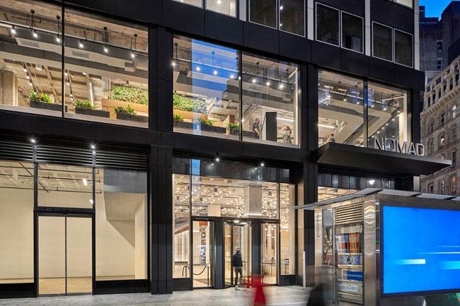 Perkins&Will unveils design for New York studio