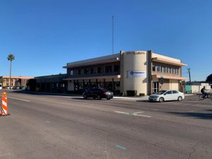 Navaera has begun construction on an adaptive-reuse project at the former Bratzel Building in downtown Scottsdale, Arizona.