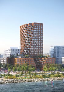 Construction has begun on MVRDV's mixed-use tower in San Francisco, California. Image © Pixelflakes
