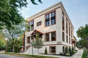 A historic New Jersey meeting house, now a mixed-income residence designed by Joshua Zinder Architecture + Design (JZA+D), earns the Leadership in Energy and Environmental Design (LEED) Gold certification for Homes. Photo courtesy JZA+D