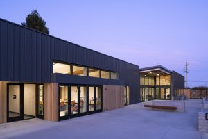 Skylight systems expand Spring Hill School's (Petaluma, California) learning spaces beyond the building's walls, making the most of the fresh air and sunshine.