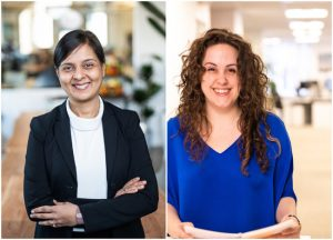 Yasmin Rehmanjee and Julie Janski are among 17 senior firm members Buro Happold is elevating to partner on May 1.
