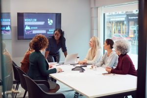 The American Institute of Architects has launched Next to Learn, a pilot program aimed at advancing ethnically diverse women in AIA leadership positions.