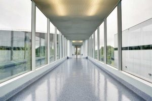 Vinyl Esters are an option when specifiers need coatings for industrial areas exposed to the splash and spillage of chemicals and acids.