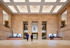 The Philadelphia Museum of Art, Pennsylvania, opens new galleries and public spaces in major renovation and interior expansion of its landmark main building. Photo © Hall + Merrick Photographers. Photo courtesy Steve Hall