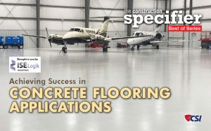 The magazine's series of sponsored e-books continues with a focus on concrete flooring applications.