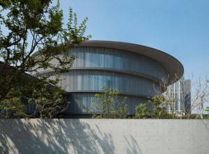 He Art Museum, China, by Tadao Ando Architect & Associates, won Architecture MasterPrize's 2020 'Architectural Design of the Year' award. Photo courtesy Tadao Ando Architect & Associates